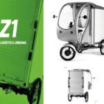 Evolo: movilidad urbana sostenible. Modelo Z1 | ELPROEX | Vitoria-Gasteiz