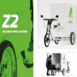 Evolo: movilidad urbana sostenible. Modelo Z2 | ELPROEX | Vitoria-Gasteiz